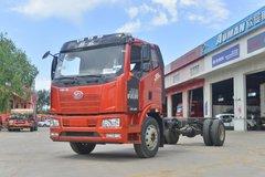 一汽解放 J6L中卡 创富版 220马力 4X2 6.75米栏板载货车(CA1180P62K1L4E5) 卡车图片