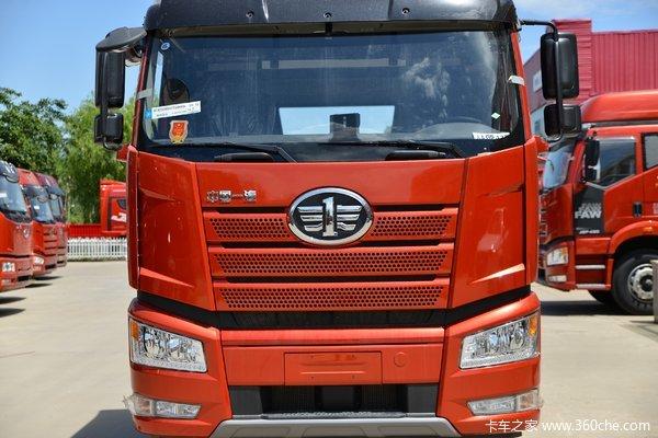 一汽解放 新J6P重卡 领航版 四季款 2020款 550马力 6X4牵引车(CA4250P66K25T1A1E5)