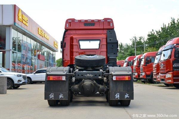 降价促销济宁鑫盛泰解放J6P牵引车来了