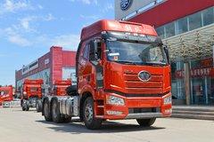 一汽解放 J6P重卡 质惠版2.0⁺ 460马力 6X4 牵引车(CA4250P66K24T1E5)