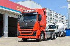 中国重汽 HOWO TH7重卡 480马力 6X4 AMT自动挡牵引车(ZZ4257V324HE1B) 卡车图片