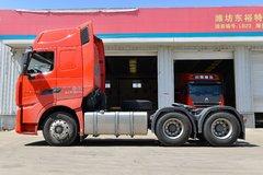 中国重汽 HOWO TH7重卡 540马力 6X4 AMT自动挡牵引车(国六)(ZZ4257V324HF1B) 卡车图片