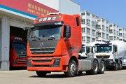 中国重汽 HOWO TH7重卡 540马力 6X4 AMT自动挡牵引车(国六)(ZZ4257V324HF1B)