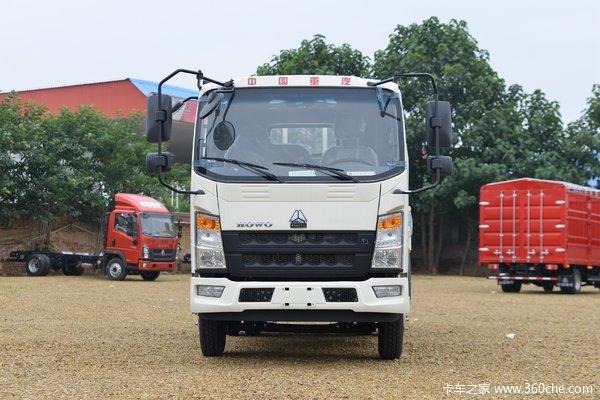 新车到店 北京市统帅载货车仅需11万元