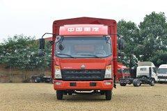 中国重汽HOWO 追梦 130马力 4.15米单排厢式轻卡(ZZ5047XXYH3315F145H)图片