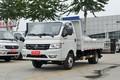 东风 小霸王W17 102马力 4X2  3.3米自卸车(EQ3040S6BDB)图片
