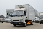 江鈴 順達寬體 122馬力 4X2 4.02米冷藏車(國六)(JX5042XLCTG26)圖片