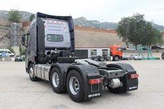 中国重汽 HOWO TH7重卡 豪华版 570马力 6X4牵引车(国六)(ZZ4257V324HF1B)