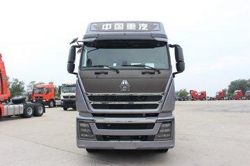 中国重汽 HOWO TH7重卡 豪华版 570马力 6X4牵引车(国六)