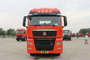 中国重汽 汕德卡SITRAK G7重卡 500马力 6X4 AMT自动挡牵引车(国六)(ZZ4256V324HF1B)