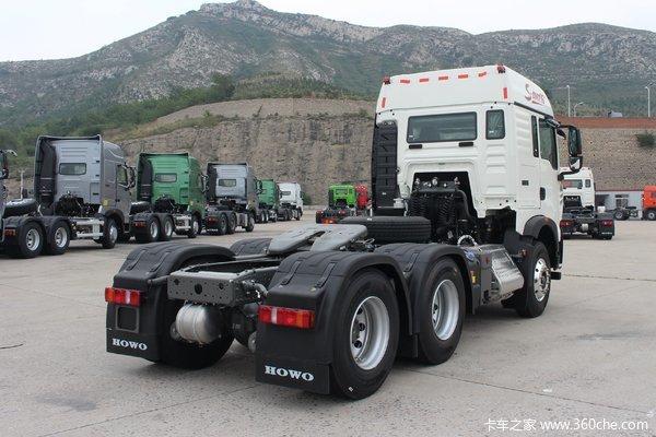 回馈客户聊城复临重汽HOWOTX牵引车来了