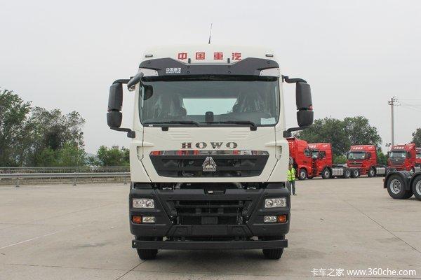 中国重汽 HOWO TX重卡 460马力 6X4  AMT自动挡牵引车(国六)