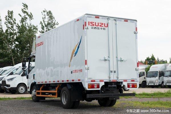 优惠0.2万上海江西五十铃翼放载货促销