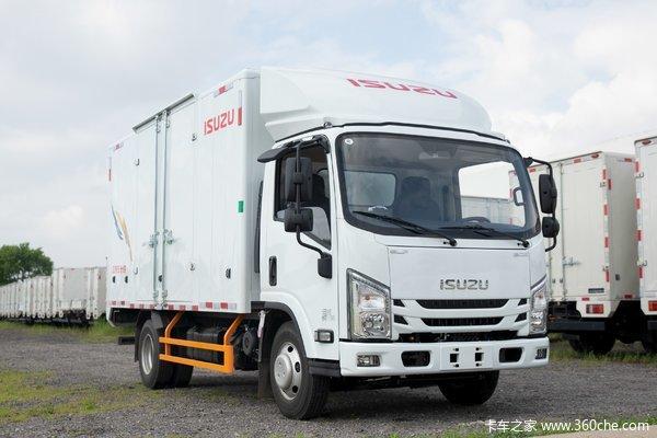 优惠0.6万包头五十铃翼放载货车促销中
