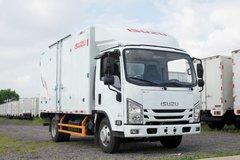 江西五十铃 翼放EC5 标准版 116马力 4.2米单排厢式轻卡(国六)(JXW5040XXYCDJ2)
