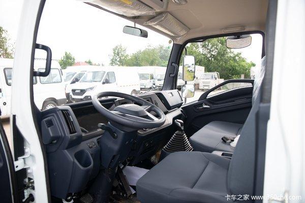 回馈客户杭州翼放EC载货车仅售12.28万