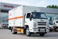 江铃 新款顺达窄体 116马力 4.13米易燃气体厢式运输车(国六)(JMT5040XRQXGA26)图片