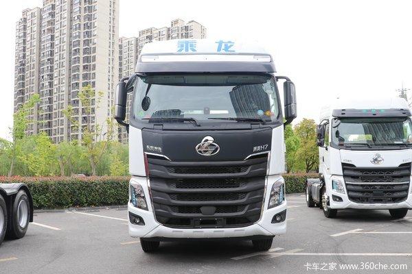 东风柳汽 乘龙H7重卡 500马力 6X4牵引车(LZ4253H7DB)