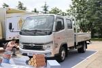 福田 时代领航S1 136马力 2.7米双排厢式微卡(国六)(BJ1035V4AV7-04)图片