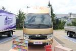 福田 时代领航S1 120马力 3.42米排半厢式轻卡(气刹)(6挡变速箱)(国六)(BJ5045XXY9PBA-21)图片