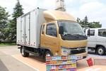 福田 时代领航S1 136马力 3.89米排半厢式微卡(国六)(BJ5035XXY5PV7-02)图片
