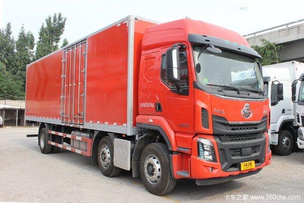 降价促销柳汽乘龙H5载货车仅售25.80万