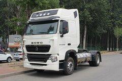 中国重汽 HOWO T7H重卡 440马力 4X2 LNG牵引车(国六)(ZZ4187V381HF1L) 卡车图片