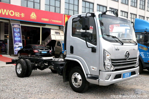 优惠1万济南德龙K3000载货车促销中