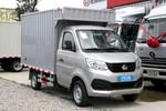 长安跨越 新豹T1 1.24L 汽油 88马力 2.68米单排厢式微卡(SC5021XXYXLD6B1)图片