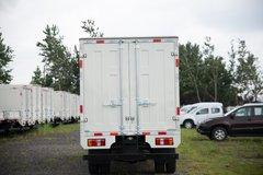 江铃 新款顺达窄体 116马力 4.15米单排厢式轻卡(国六)(JX5041XXYTG26)