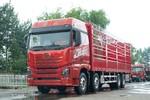 青岛解放 JH6重卡 智尊版2.0 460马力 8X4 8.6米仓栅式载货车(CA5310CCYP25K2L7T4E5A80)