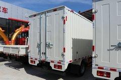 江铃 顺达小卡 致富版普通款 122马力 3.7米单排厢式轻卡(国六)(JX5041XXYTCH26) 卡车图片