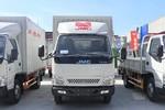 江铃 顺达小卡 116马力 2.755双排厢式轻卡(国六)(JX5041XXYTSC26)图片