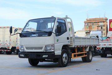 江铃 顺达小卡 致富版普通款 122马力 3.7米单排栏板轻卡(国六)(JX1041TCC26)