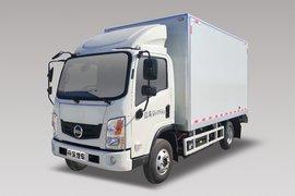 南京金龙 开沃K15 4.5T 4.1米厢式纯电动厢式轻卡86.55kWh