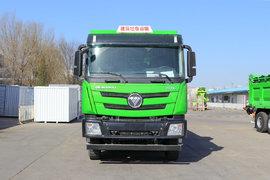 福田 智蓝重卡 8X4 5.6米换电式纯电动自卸汽车281.91kWh