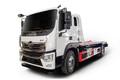 福田 奥铃大黄蜂 245马力 4X2平板运输车(国六)(BJ5186TPBJPHK-AD1)图片