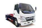 福田时代 小卡之星2 116马力 4X2 车厢可卸式垃圾车(国六)(BJ5035ZXX5JV5-51)图片