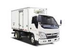 福田时代 小卡之星 116马力 4X2 3.12米冷藏车(BJ5035XLC5JV5-51)