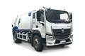 福田 欧航R系(欧马可S5) 230马力 4X2 压缩式垃圾车(国六)(BJ5182ZYSE6-H1)图片