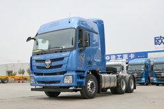 福田 欧曼GTL 6系重卡 质享版 430马力 6X4 牵引车(国六)(BJ4259SNFKB-CB) 卡车图片