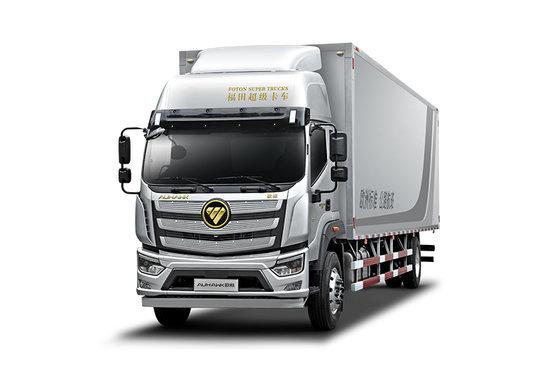 福田 欧航R系 pro 220马力 4X2 10.13米厢式载货车(国六)(BJ5186XXY-2M)