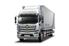 福田 欧航R系 PRO 220马力 4X2 AMT自动挡厢式载货车(国六) 卡车图片