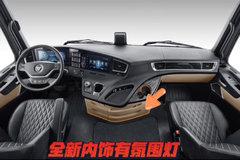 福田 欧曼银河 580马力 6X4 AMT自动挡牵引车(国六) 卡车图片