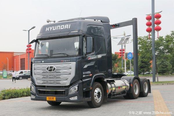 回馈客户杭州新一代创虎牵引车仅售55万