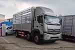 福田时代 领航ES7 270马力 6X2 6.8米仓栅式载货车(国六)(BJ5254CCYNPFE-01)图片