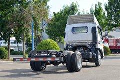 江淮 骏铃V5 132马力 4.15米单排厢式轻卡(国六)(HFC5043XXYP31K5C7S) 卡车图片