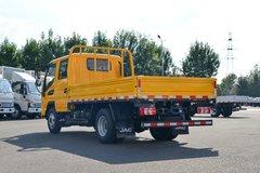 江淮 骏铃E3 129马力 3.2米双排栏板轻卡(国六)(HFC1041R13K1C7S) 卡车图片
