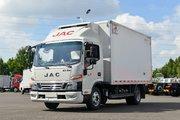 江淮 骏铃A8 160马力 4X2 4.015米冷藏车(国六)(HFC5043XLCP51K1C7S)