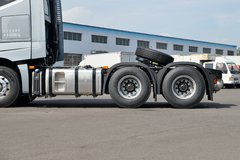 江淮 格尔发K7重卡 490马力 6X4 AMT自动挡牵引车(国六)(HFC4252P1K7E33KS) 卡车图片
